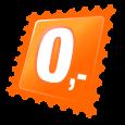 Veliki jastuk za decu - uspavano kuče - 70 cm